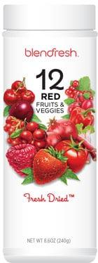 BlendFresh Red