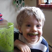 green smoothie kids