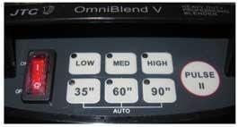 OmniBlend Controls