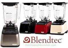 Blendtec Designer Series Blenders