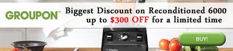 Groupon Vitamix 6000 Sale
