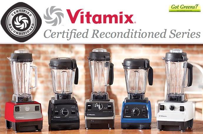 Refurbished Vitamix
