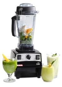 Vita-Mix green smoothie