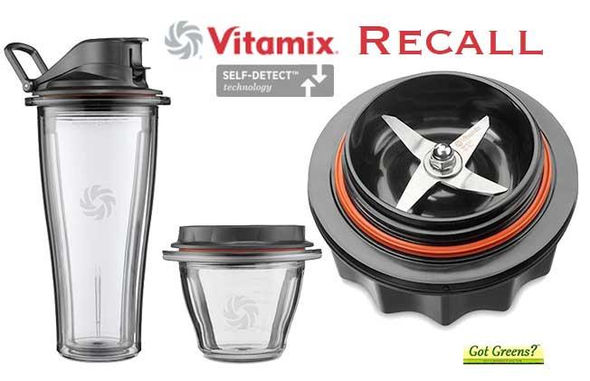 Vitamix Recall
