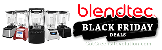Blendtec Black Friday
