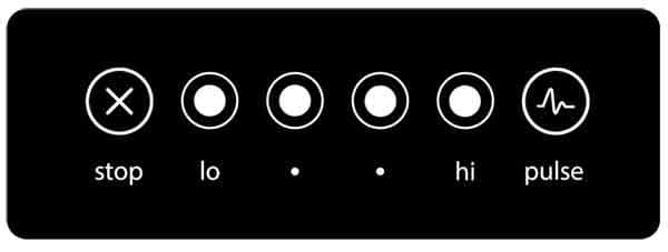 Classic 560 Control Panel