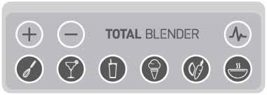 Total Blender Interface