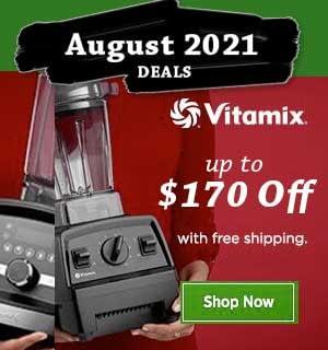 vitamix monthly sales